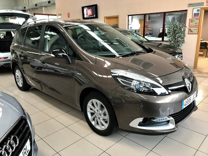 Renault Grand Scénic 1.6 dCi 130cv Limited 7 Plazas