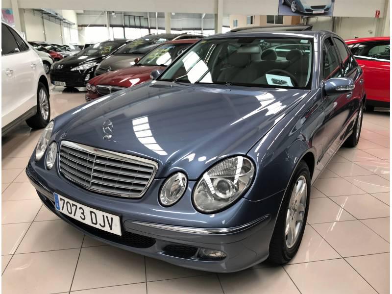 Mercedes-Benz Clase E 320 CDi  204cv Aut Elegance