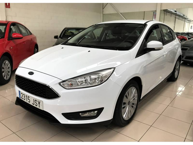Ford Focus (VENDIDO)
