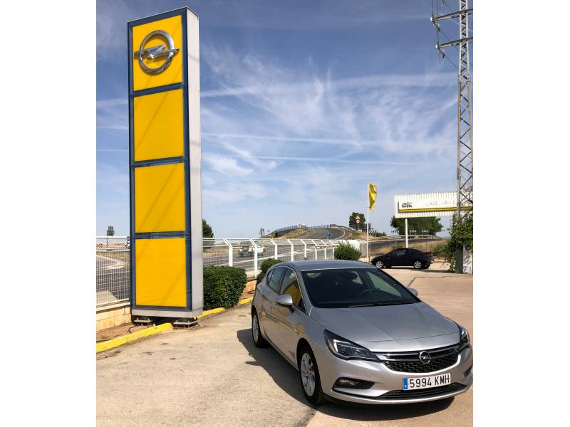 Opel Astra 1.4 TURBO 125CV S/S DYNAMIC