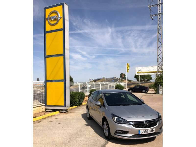 Opel Astra 1.4 TURBO 125CV S/S DYNAMIC