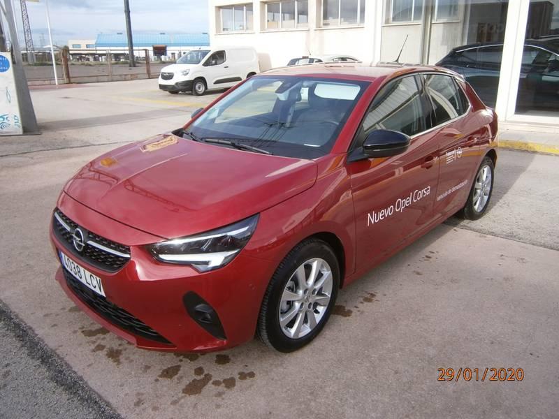 Opel Corsa 1.2T 100CV 6VEL MANUAL ELEGANCE