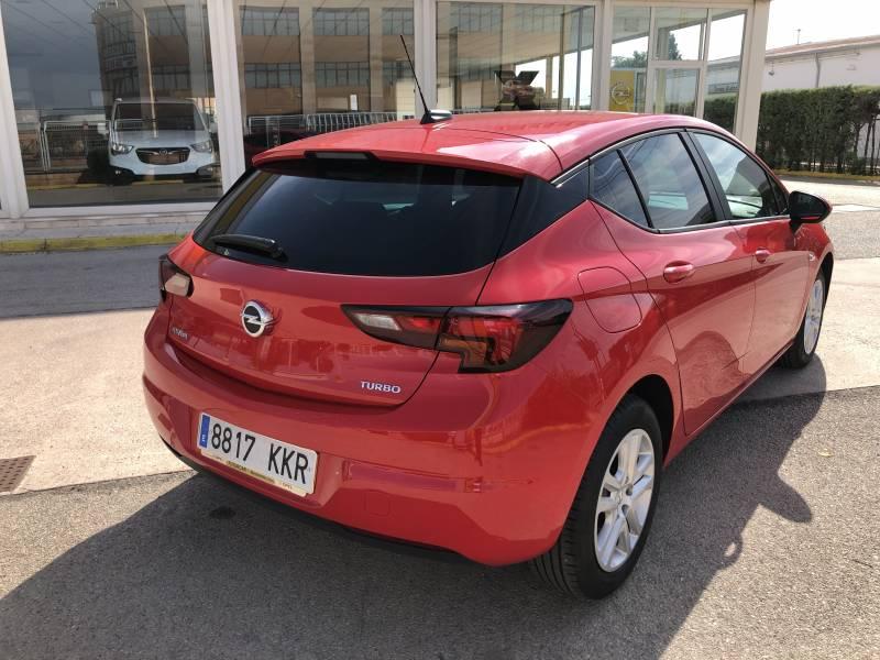 Opel Astra 1.4 TURBO 125CV S/S SELECTIVE