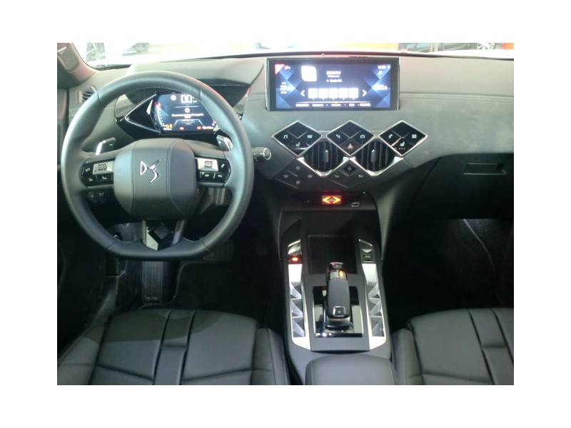DS DS 3 Crossback PureTech 96 kW Automático GRAND CHIC Grand Chic