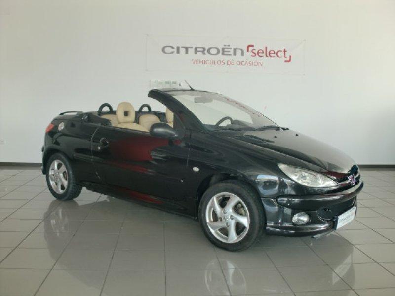 Peugeot 206 CC 1.6 Auto -