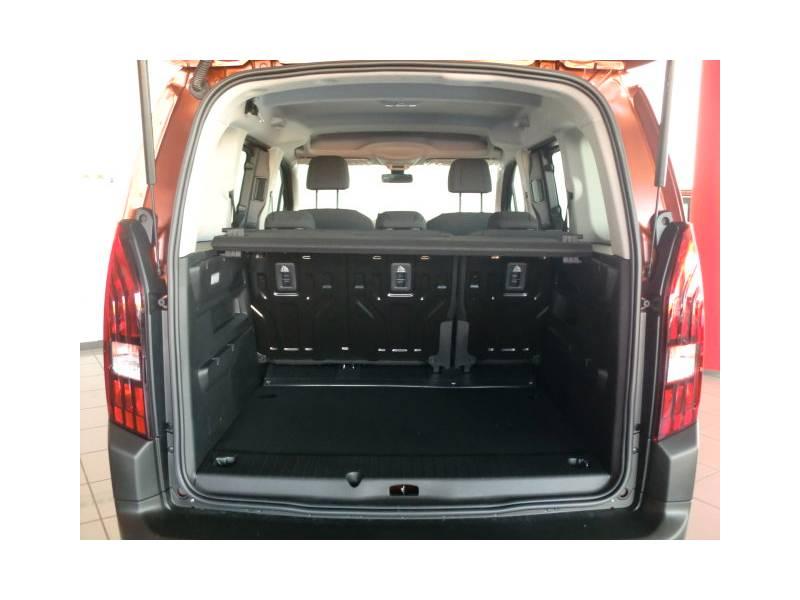 Peugeot Rifter Standard BlueHDi 73kW Active Nav+