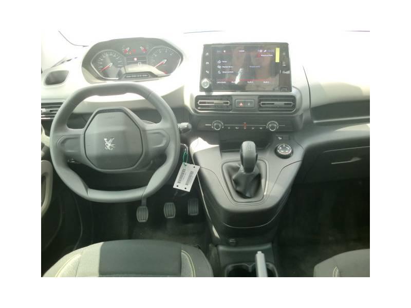 Peugeot Rifter Standard BlueHDi 55kW (75CV) Active