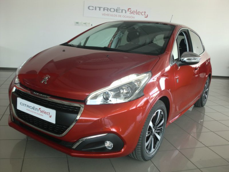 Peugeot 208 5P BlueHDi 73KW (100CV) Tech Edition