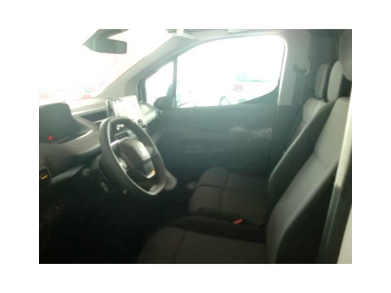 Peugeot Partner Standard 600kg BlueHDi 73kW Premium