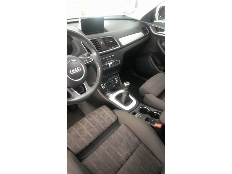 Audi Q3 2.0 TDI 150cv Sport Edition (4.75)