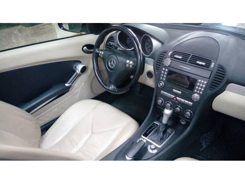 Mercedes-Benz Clase SLK SLK 200 K