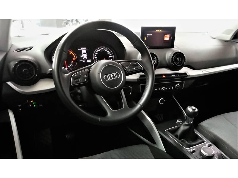 Audi Q2 1.6 TDI 116cv Design Edition