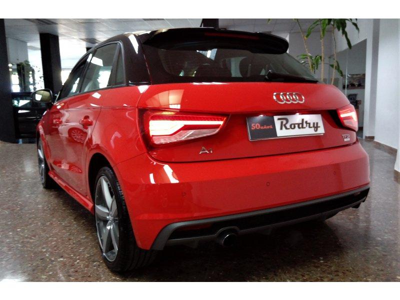 Audi A1 1.0 TFSI Sportback Adrenalin2 S-Line