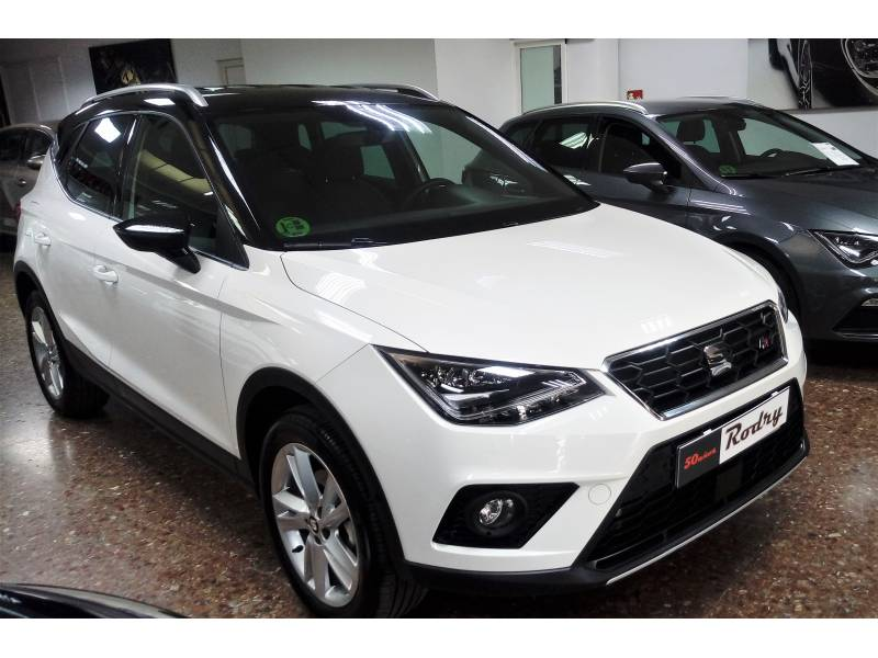 SEAT Arona 1.6 TDI 115cv  Ecomotive FR