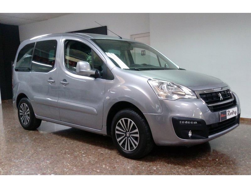 Peugeot Partner TEPEE 1.6 BlueHDi 100cv Active