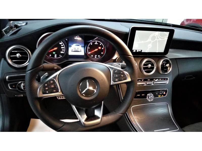 Mercedes-Benz Clase C C Coupé 220 d AMG Line