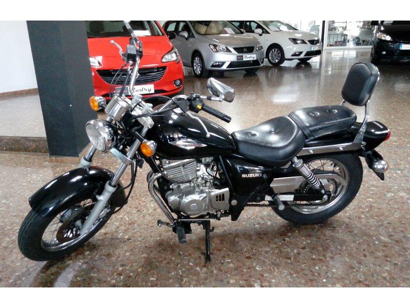 Suzuki-Moto GZ250 Marauder Marauder 250