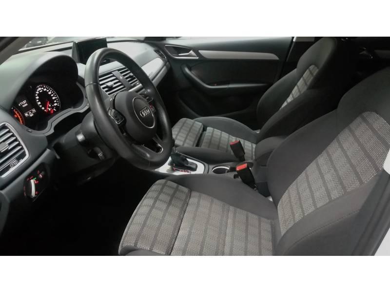 Audi Q3 2.0 TDI 150cv Quattro Stronic Black Line Edition
