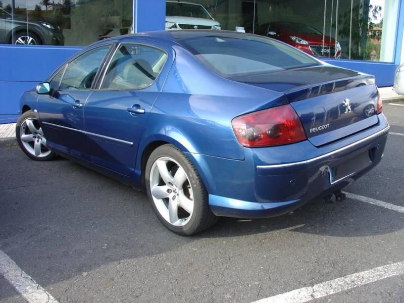 Peugeot 407 2.7 V6 204 CV.AUTOMATICO FELINE