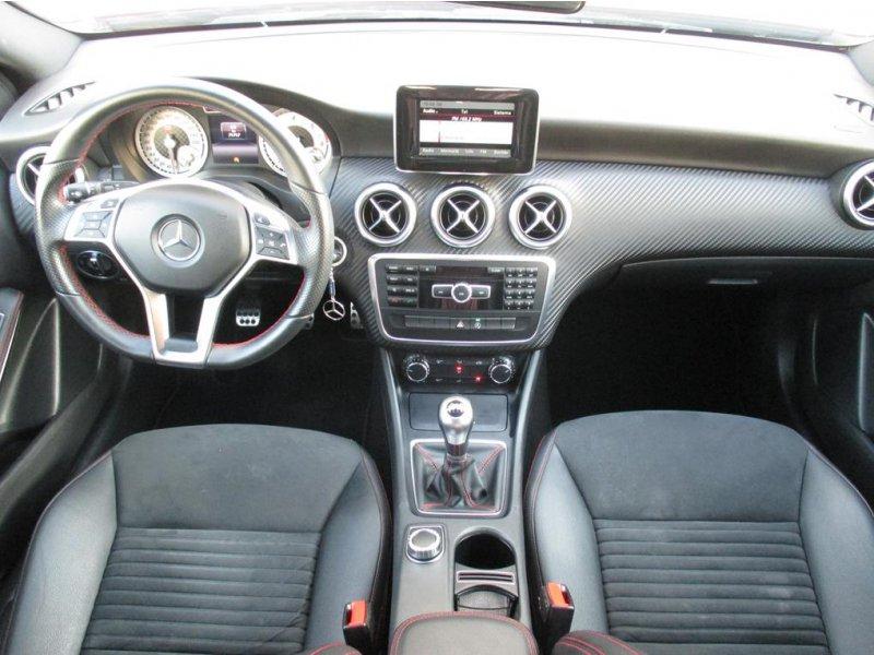 Mercedes-Benz Clase A A 180 CDI AMG Line
