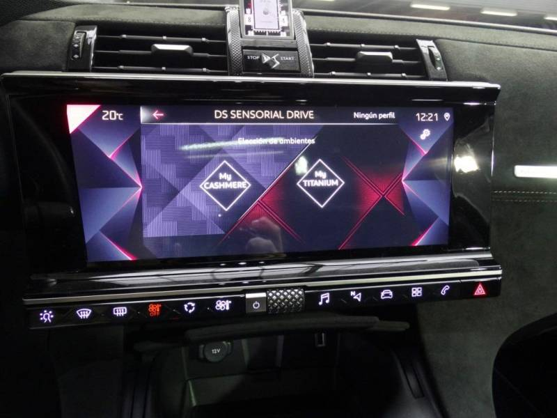 DS DS 7 Crossback BlueHDi 132kW (180CV) Auto. PERF.LINE Performance Line