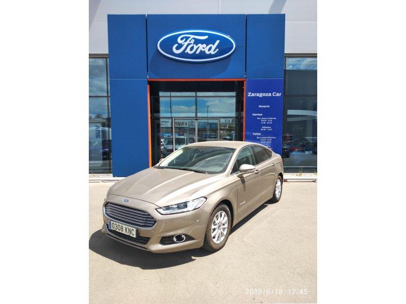 Ford Mondeo 2.0 EcoBoost 177kW PowerShift Titanium