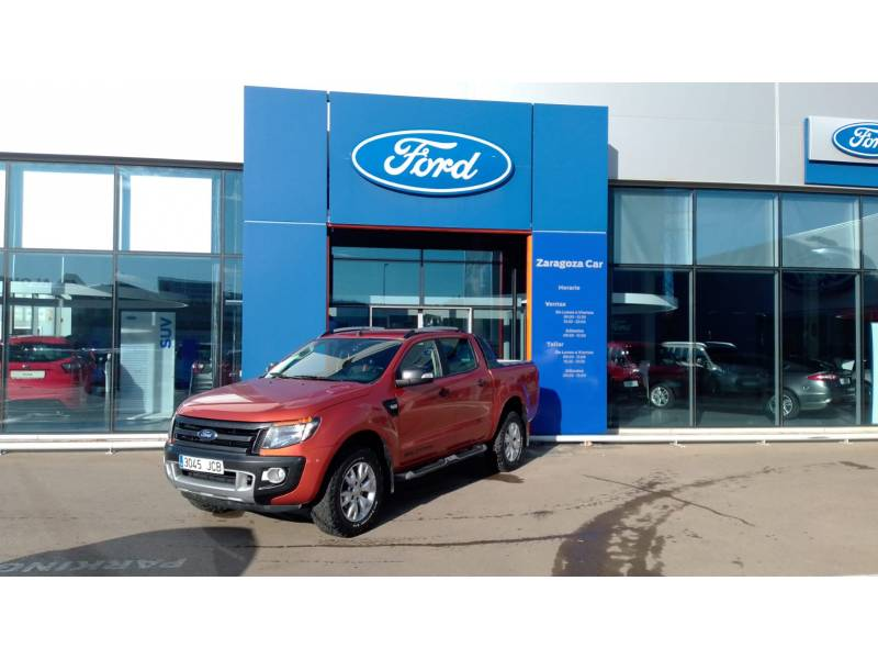 Ford Ranger 200 Cv Wildtrack