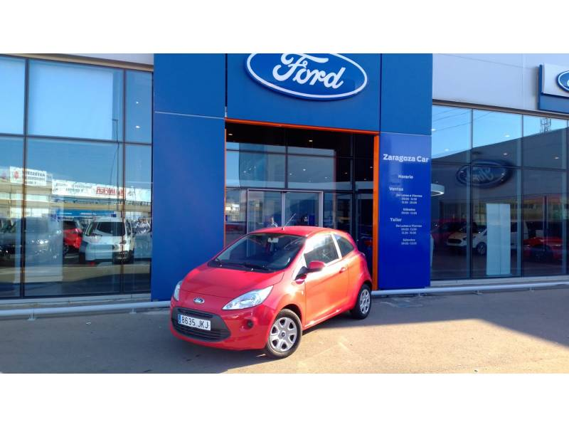 Ford KA 1.2 Duratec Auto-Start-St. Grand Prix II