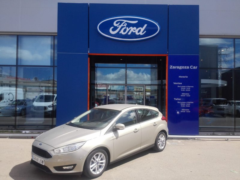 Ford Focus 1.0 Ecoboost Auto-St.-St. 125cv Business