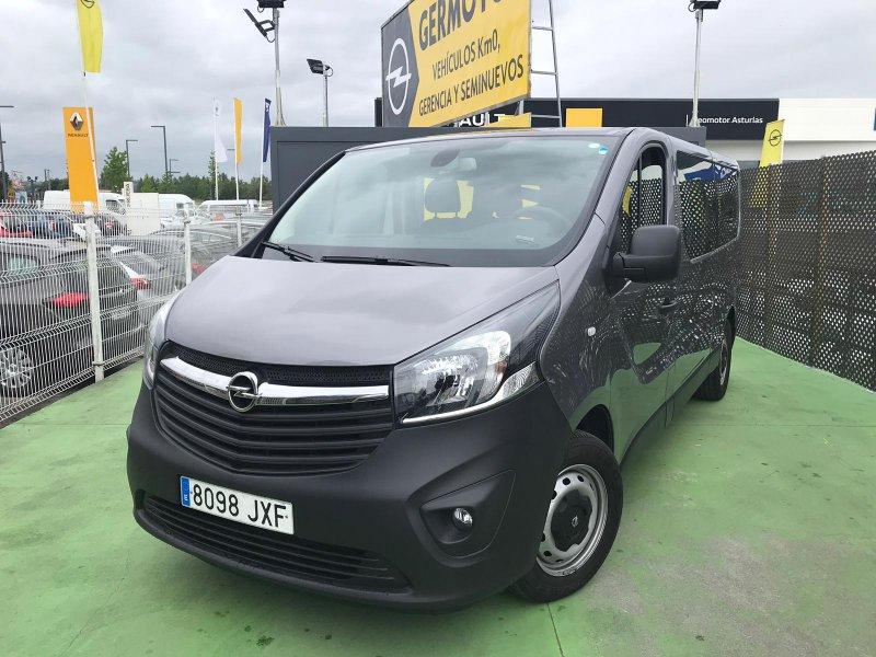 Opel Vivaro 2.0 CDTI 114CV L1 H1 2.7t Tour Selective