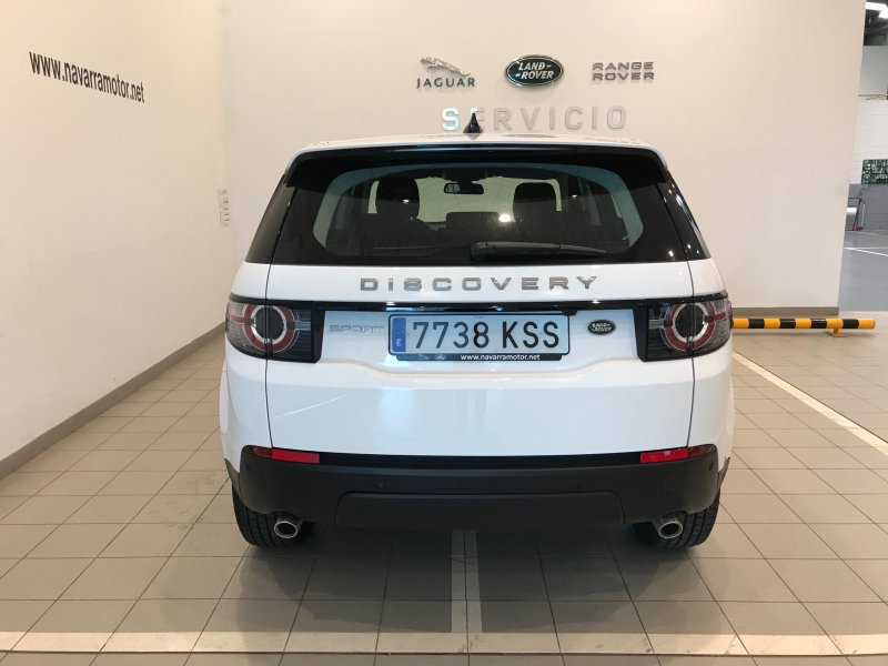 Land Rover Discovery Sport 2.0L TD4 110kW (150CV) 4x4 Pure