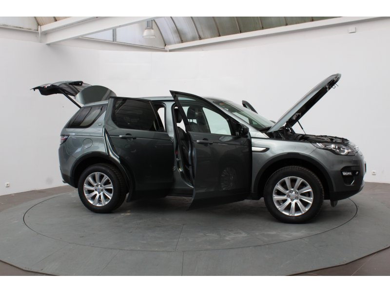 Land Rover Discovery Sport 2.0L TD4 180CV 4x4 HSE