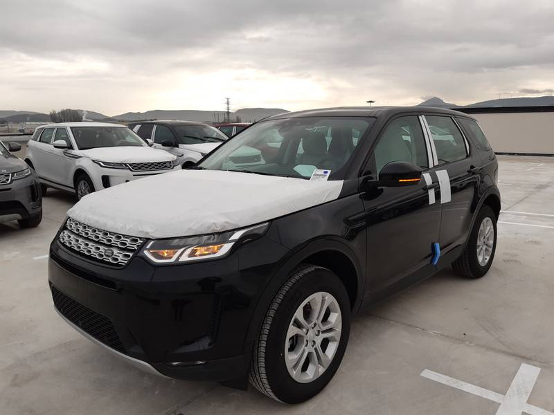 Land Rover Discovery Sport 2.0D I4-L.Flw 150 P  AWD Auto S
