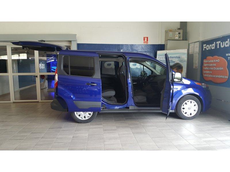 Ford Transit Connect Kombi 1.5 TDCi 74kW 220 L1 (M1) Trend