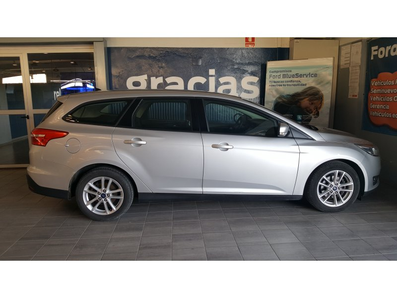Ford Focus 1.0 Ecoboost A-S-S 100 Sportbreak Trend