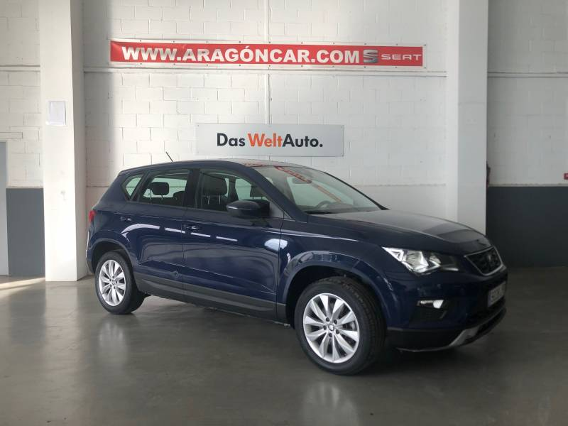 SEAT Ateca 1.6 TDI 85kW (115CV) St&Sp   Eco Reference