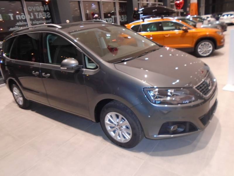 SEAT Alhambra 2.0 TDI 110kW Eco S/S Style Travel Ed Style Travel Edition