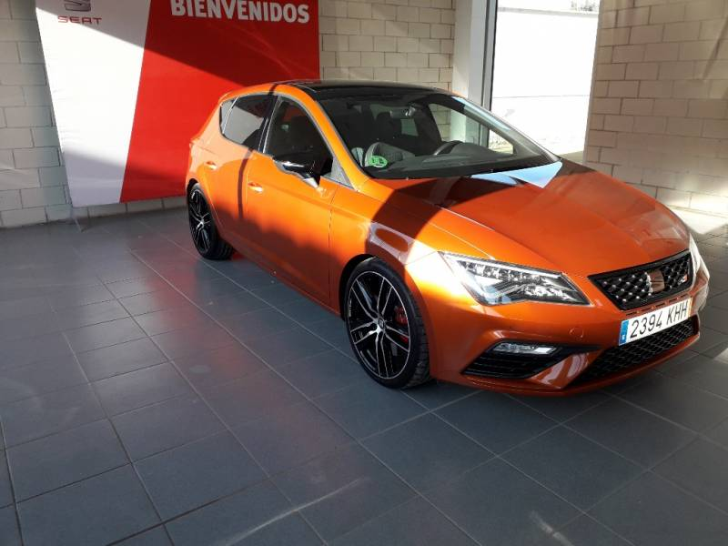 SEAT Nuevo León 2.0 TSI 290cv St&Sp CUPRA