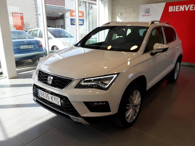 SEAT Ateca 2.0 TDI 110kW (150CV) S&S Xcellence Edit Xcellence Edition