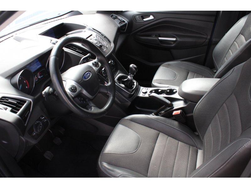 Ford Kuga 2.0 TDCi 163 4x4 Titanium S