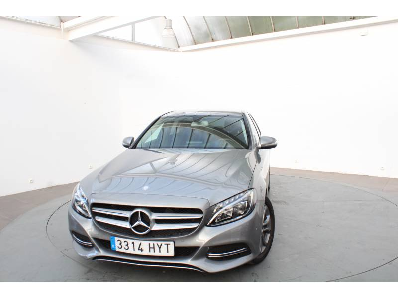 Mercedes-Benz Clase C C 220 CDI BE AUTOMATICO Blue Efficiency Edition