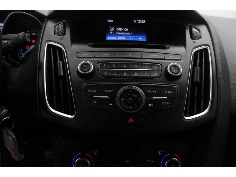 Ford Focus 1.5 TDCi E6 88kW (120CV) Trend+