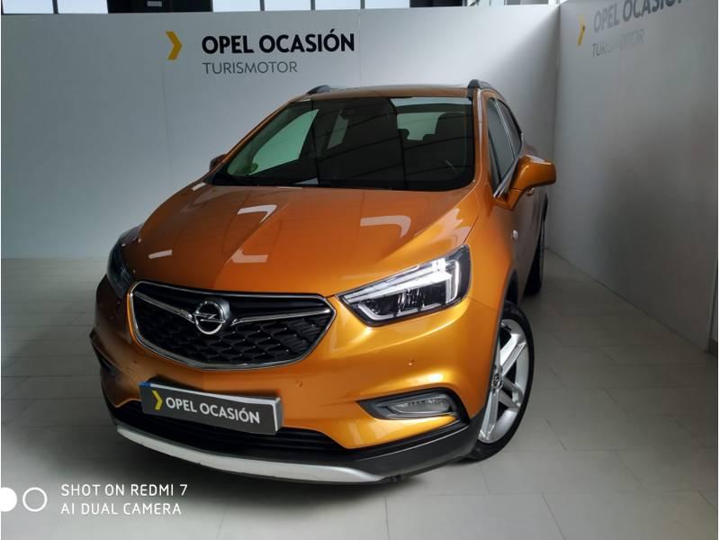 Opel Mokka X 1.6CDTi 100kW (136CV) 4X4 S&S Excellence