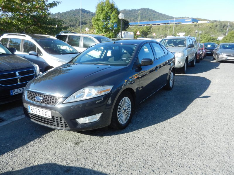 Ford Mondeo 1.8 TDCi 125 Econetic