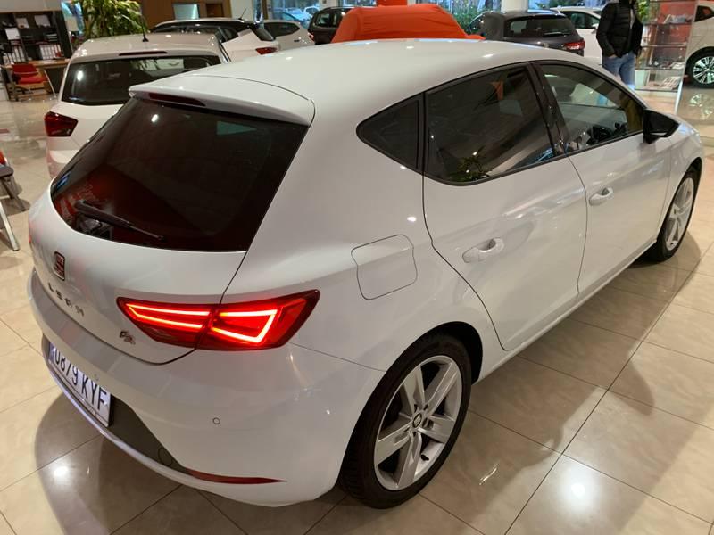 SEAT León 1.5 EcoTSI 150cv S&S FR Edition Plus FR Edition Plus