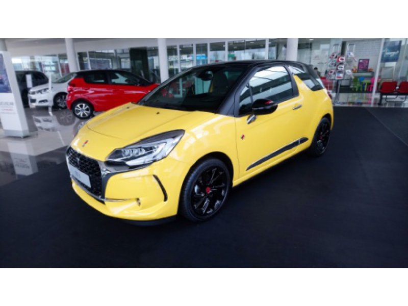 DS DS3 BlueHDi 73kW 100CV S&S Performance Line