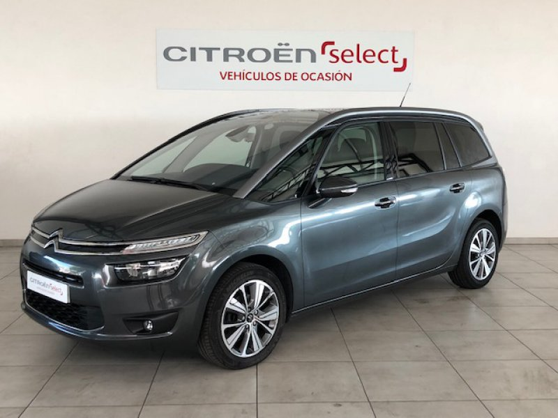 Citröen Grand C4 Picasso BlueHDi 120cv Feel Edition