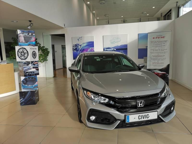 Honda Coches Civic 1.0 I-VTEC TURBO ELEGANCE NAV Elegance