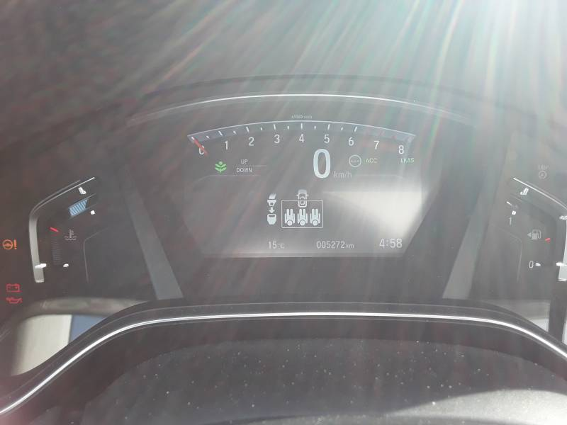 Honda CR-V 1.5 VTEC TURBO 4x2 ELEGANCE NAVI Elegance
