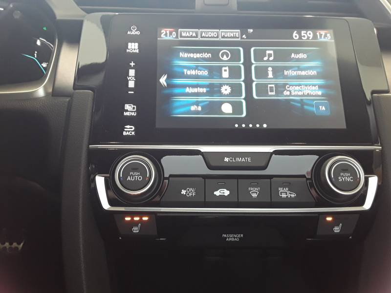 Honda Civic 1.5 I-VTEC TURBO ELEGANCE NAV Elegance